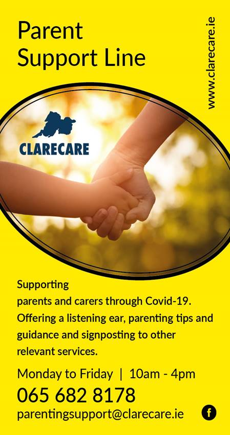 COVID Parent Support Line